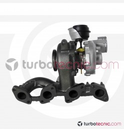 Turbo VW TOURAN 724930