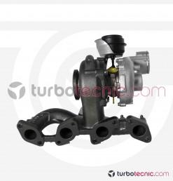 Turbo VW TOURAN 724930