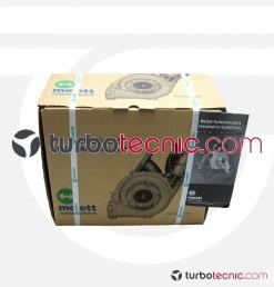 Turbocompresor Melett