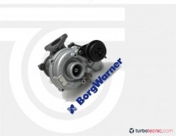 Turbo Nuevo Borgwarner